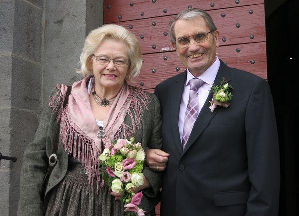 Friedhelm und Annette Koch